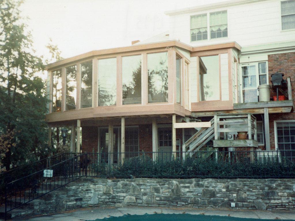 Deck Conversion